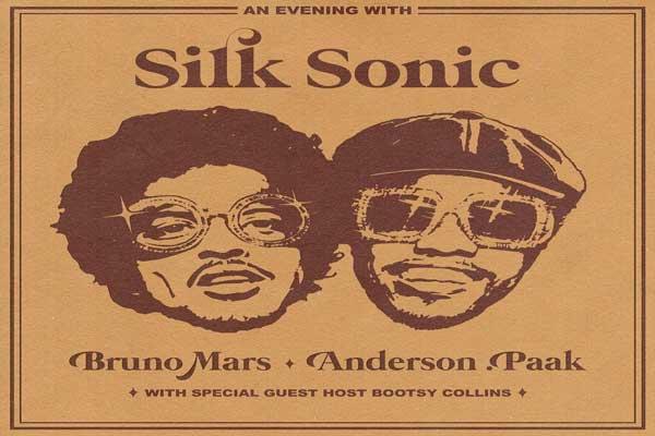 Lirik Lagu Silk Sonic feat Bruno Mars Leave The Door Open dan Terjemahan
