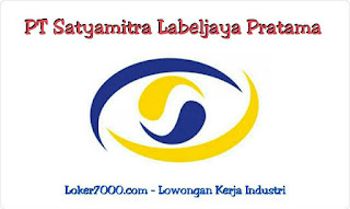 Lowongan Kerja Operator PT Satyamitra Labeljaya Pratama Cikarang Terbaru