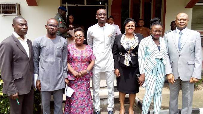 Building Cross River is our collective duty… Speaker, AG and Women Affairs Commissioner