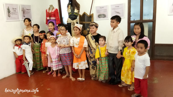 Bacolod Homeschoolers - Negros Museum Tour - homeschooling in Bacolod - Araw ng Wika - activities for kids