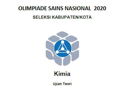 Soal dan Pembahasan KSN Matematika tingkat Kabupaten/Kota tahun 2020 (KSK)