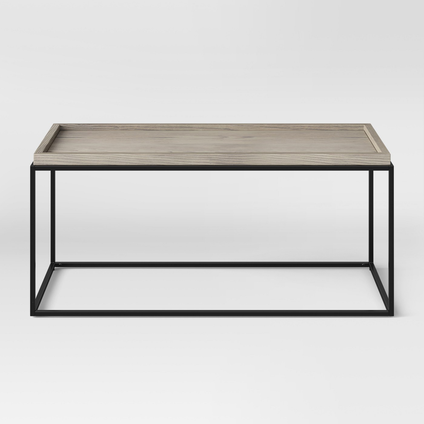 Threshold Bennington Mixed Material Coffee Table from Target