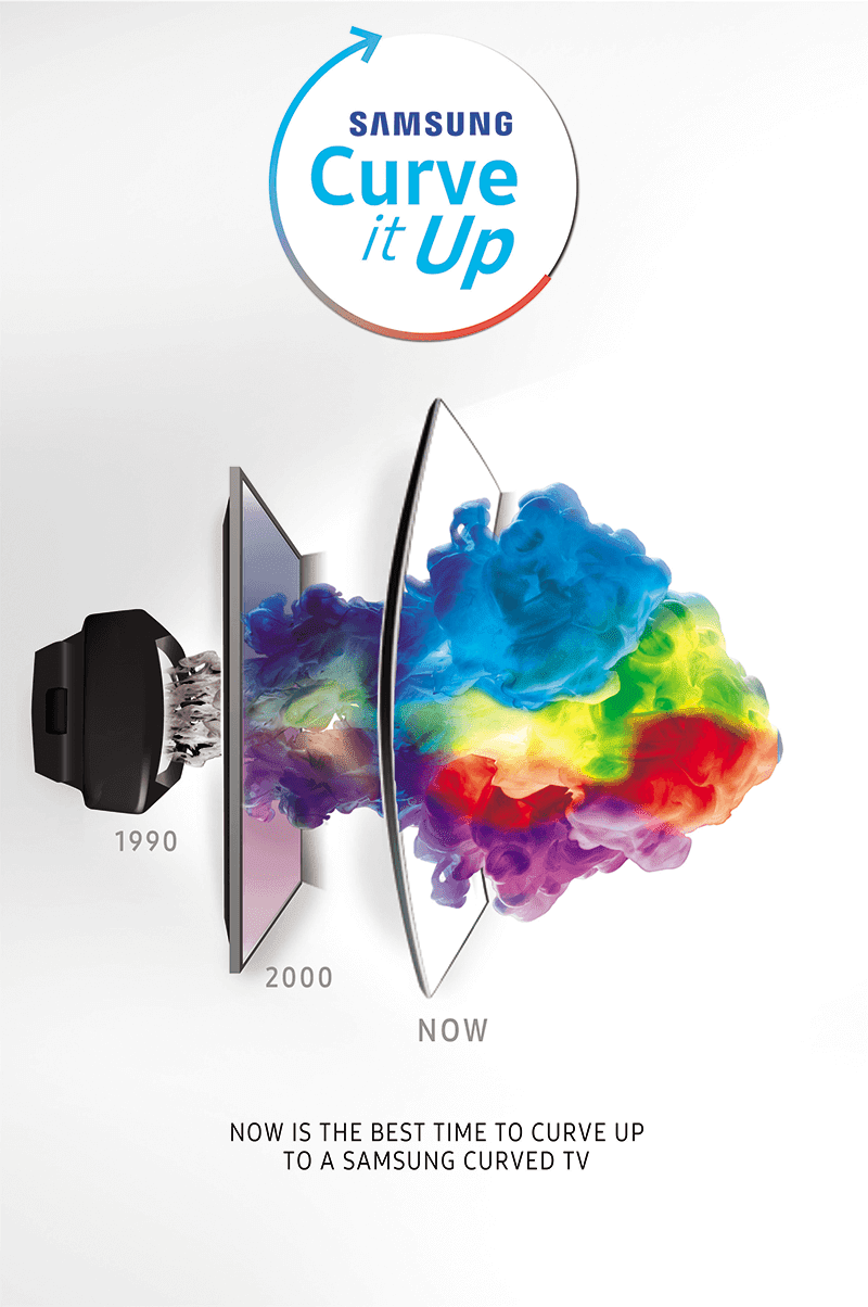 Samsung Curve It Up Promo Announced, Get As Much As 32K Worth Of Gifts!