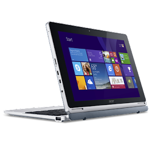 Review Product Acer AspireTechno 10