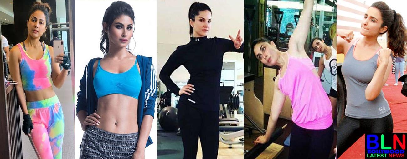 Why bollywood celebrity choose public gym - Bollywood Actress & Actor in Public Gym