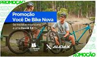 Promoção Você de Bike Audax Havok Nova Brasil FM