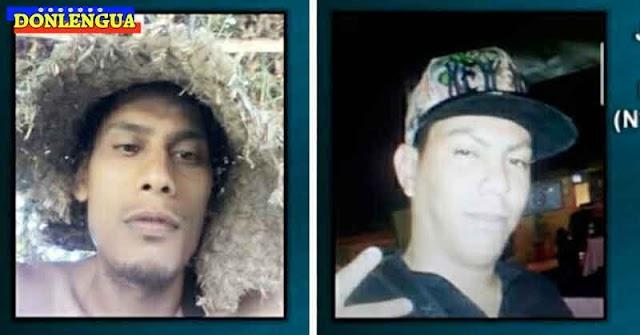 Mataron a dos miembros de la banda del Coqui en Tucacas