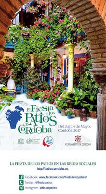 Fiesta de los Patios de Córdoba 2017