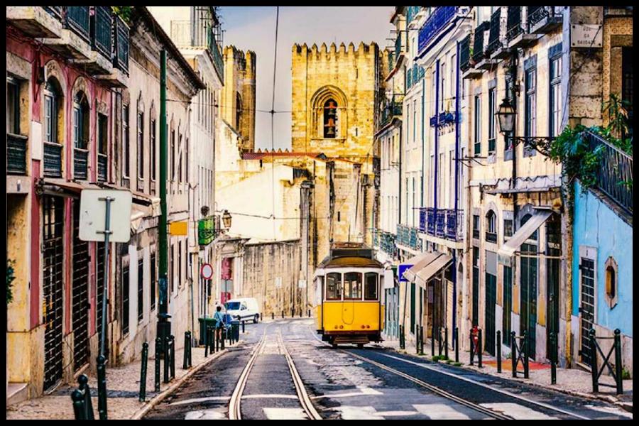 viajar a Lisboa, Portugal