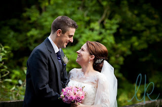 Wedding hairdresser Louise Chrystal Aberdeenshire Scotland