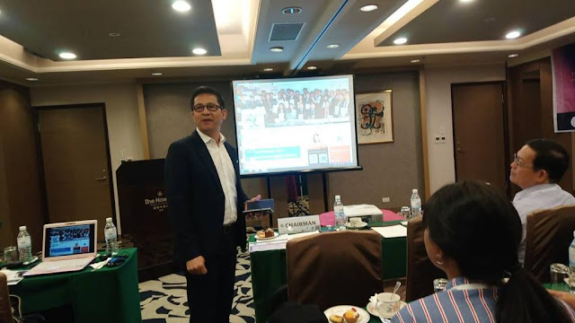 Conference in Singapore