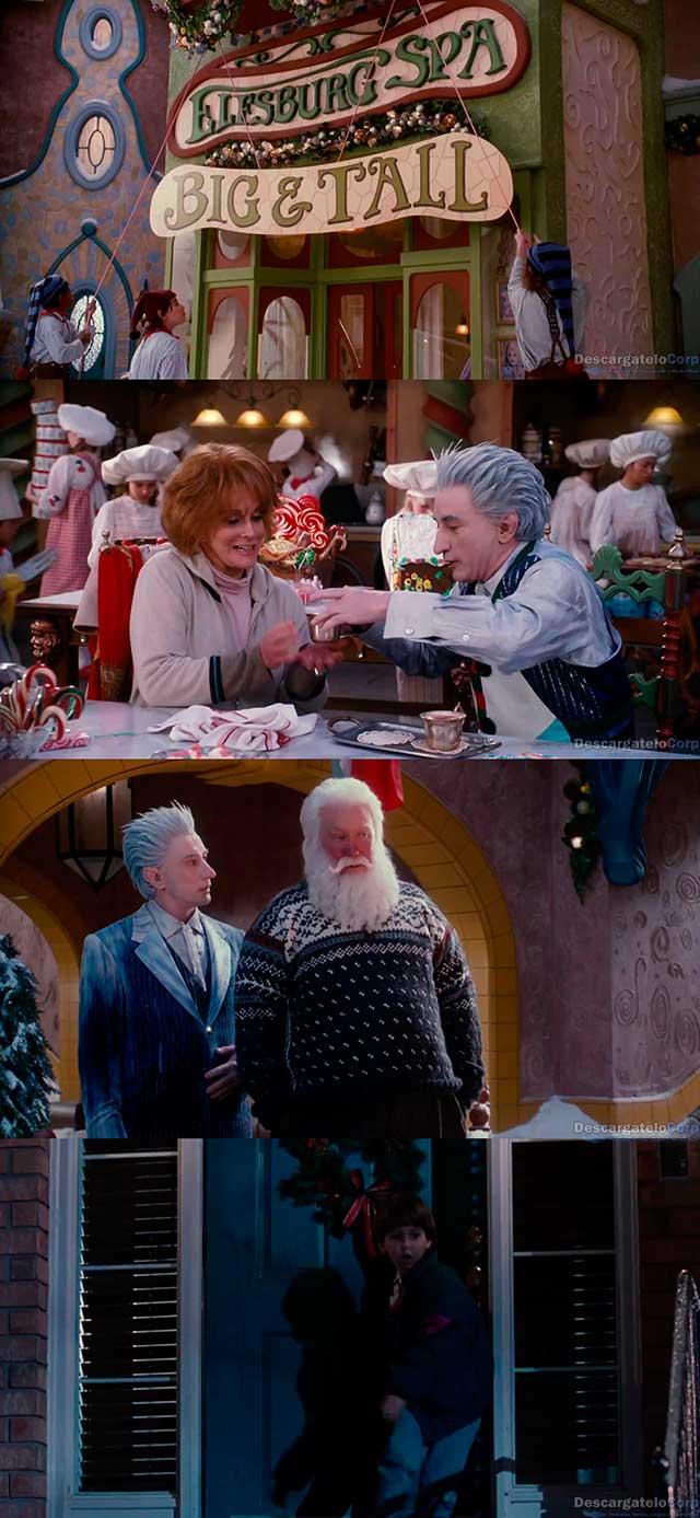 Santa Clausula 3 Complot en el Polo Norte (2006) HD 1080p Latino