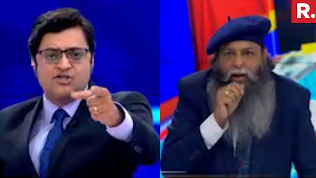 Rude Anchoring by Arnab Goswami