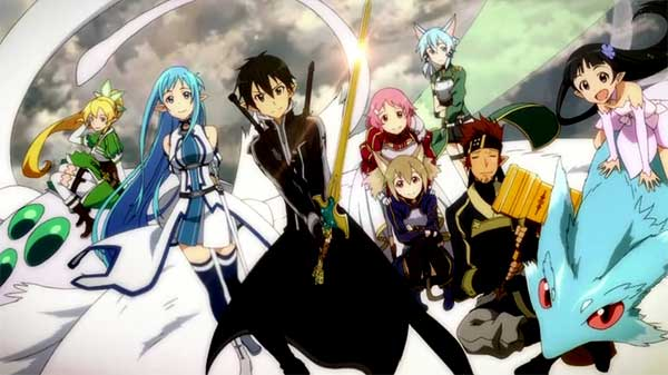 Sword Art Online (SAO) - anime action yang wajib ditonton