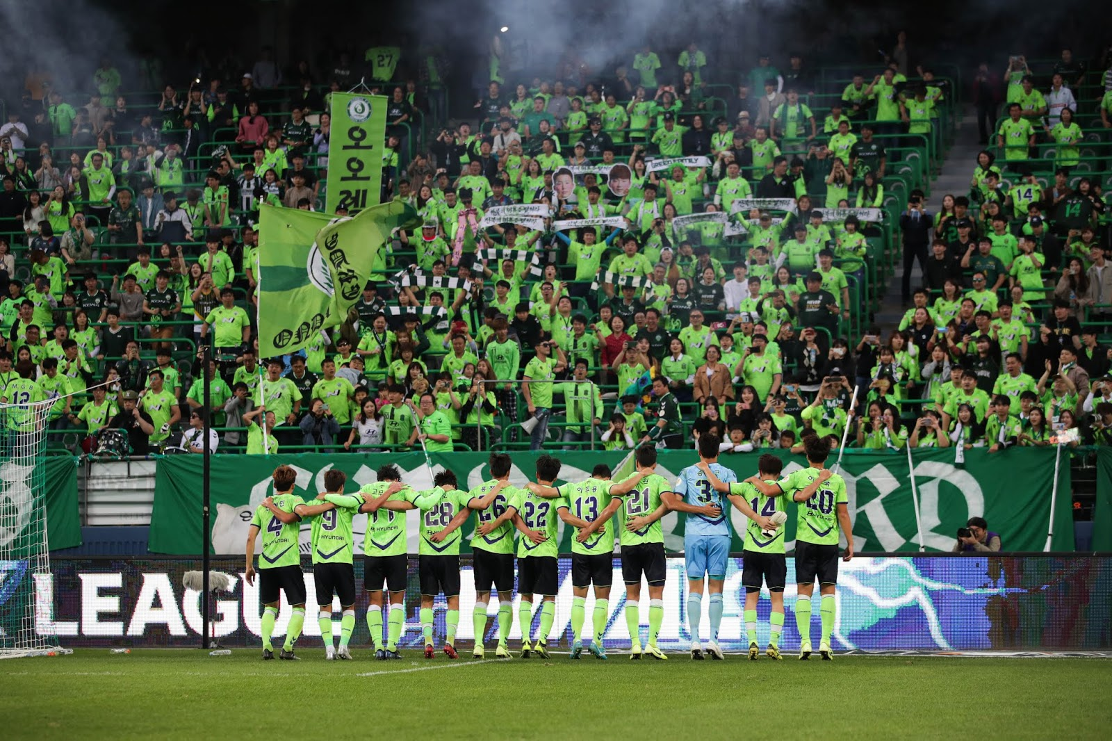 2020 K League 1 Season Preview: Jeonbuk Hyundai Motors