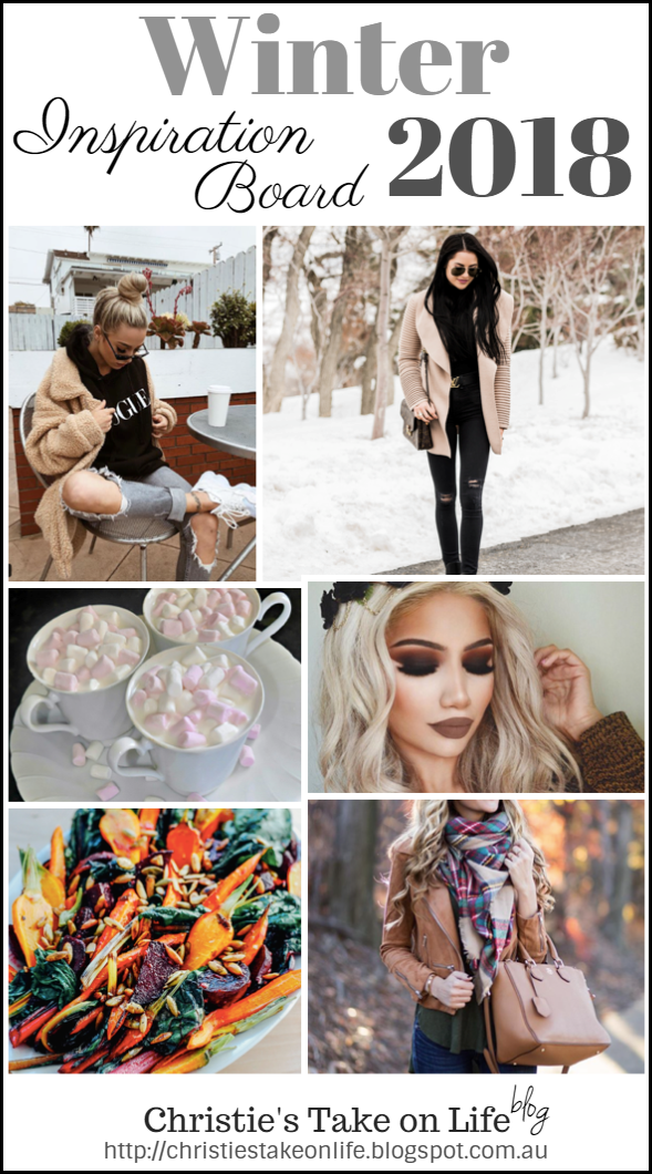 Mood Board: What's inspiring me this Winter