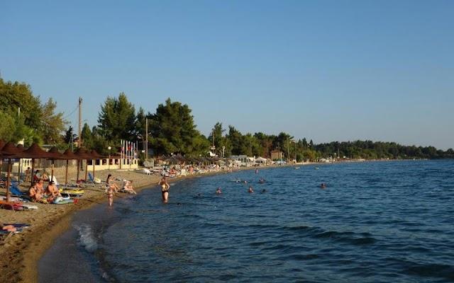 Τραγωδία με νεκρό λουόμενο σε παραλία στη Χαλκιδική
