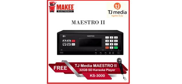 TJ Media Karaoke Player