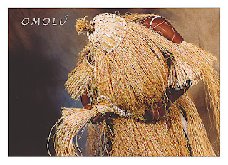 Obaluaiê ou Obaluaye - obaluaê - reza - oração - saudação - oro - oriki - candomblé