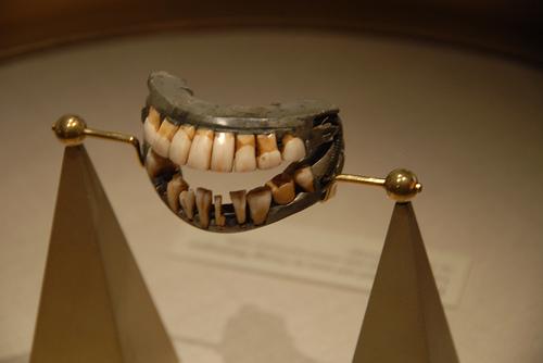 President George Washingtons Teeth Itweetfacts