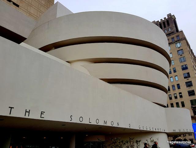 Museu Guggenheim, Milha dos Museus, Nova York