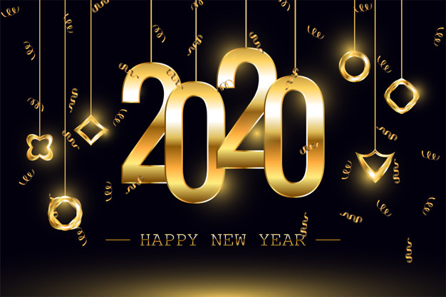Happy New Year 2020 Images Wallpapers 14