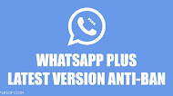 [UPDATE] Download WhatsApp Plus v9.00 Latest Version Android