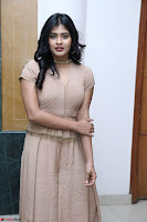 Hebah Patel in Brown Kurti and Plazzo Stuunning Pics at Santosham awards 2017 curtain raiser press meet 02.08.2017 010.JPG