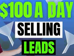 earn money online Selling Leads