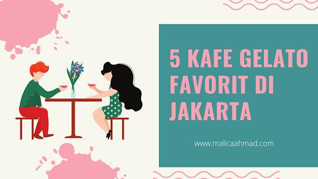 Cafe pavorit gelato di Jakarta
