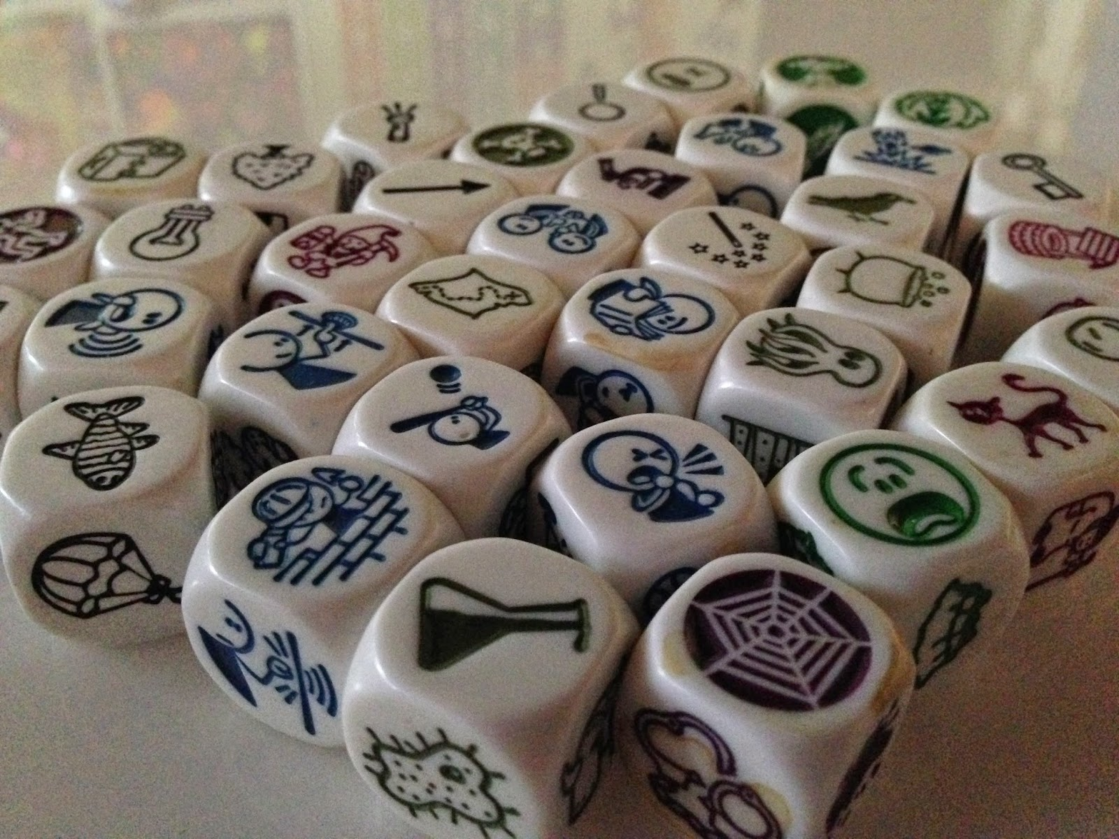 Rory Story Cubes And Why We Love Them