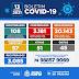 CORONAVÍRUS: BONFIM CONFIRMA 45ª MORTE POR COVID-19