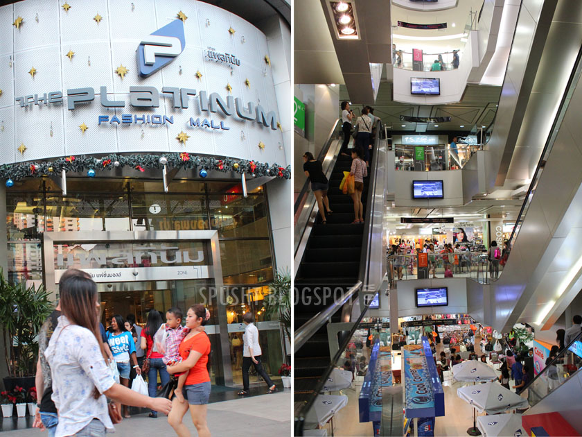 Restaurants Near Platinum Fashion Mall