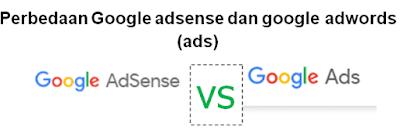 adsense vs adwords