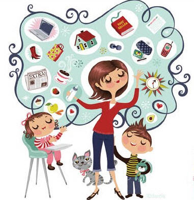 Image result for busy parents