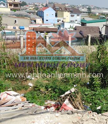 Đất xây dựng biệt thự nghỉ dưỡng phường 9 Đà Lạt