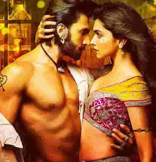 Deepika Padukone With Ranveer Singh