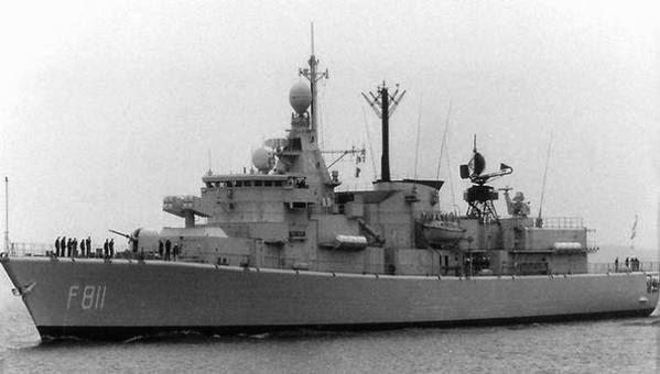 Asian Defence News: Royal Netherlands Navy HNLMS Piet Hein