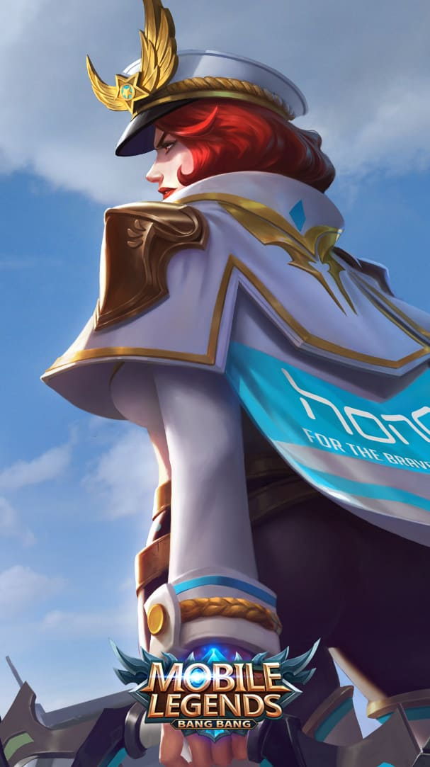 Wallpaper Miya Honor Skin Mobile Legends HD for Android and iOS