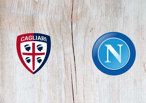 Cagliari vs Napoli -Highlights 16 February 2020