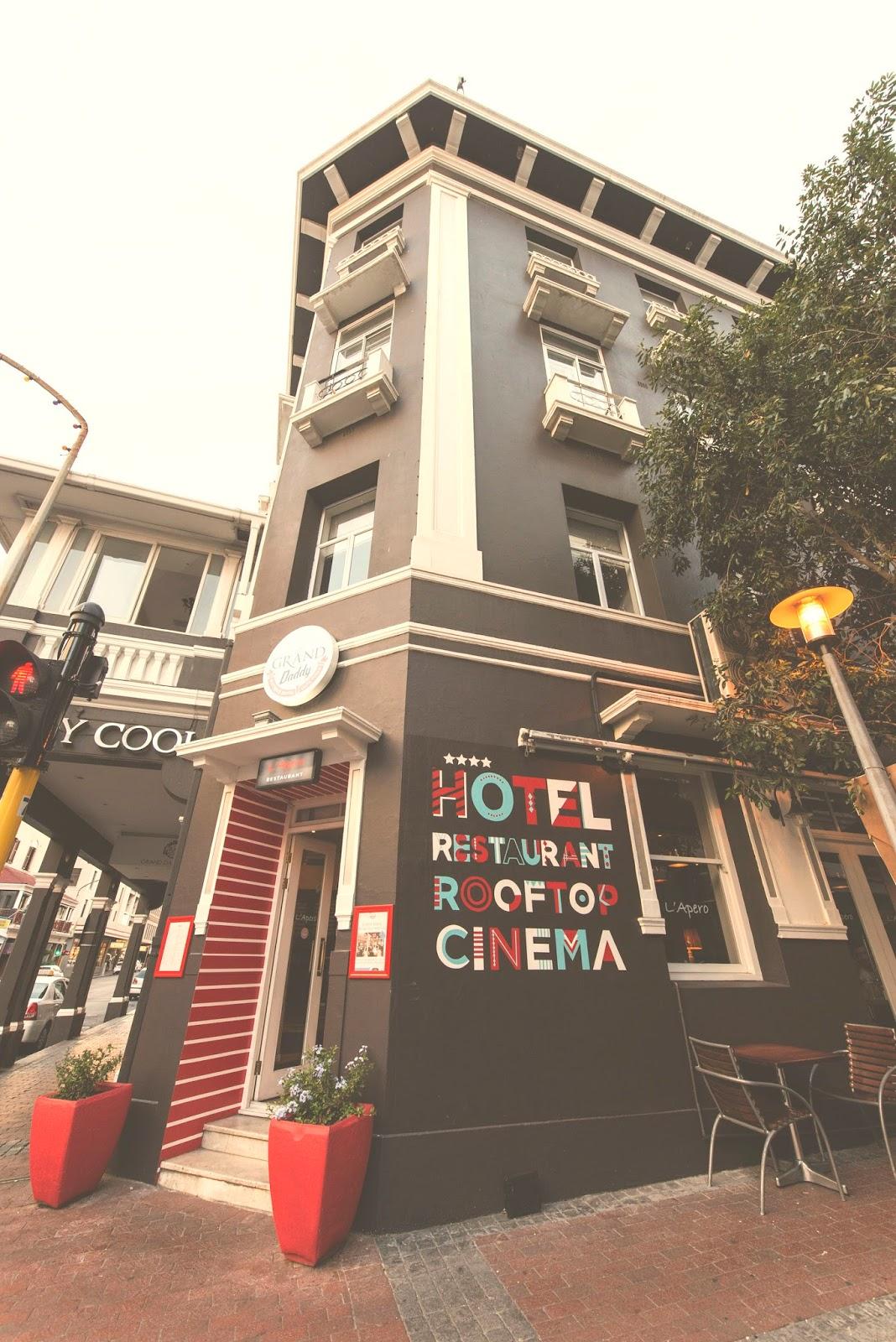 Cape Town's Secret Cinema in a Rooftop Trailer Park | Ellie & Co