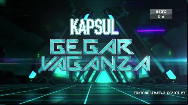 Video: Kapsul Gegar Vaganza 3
