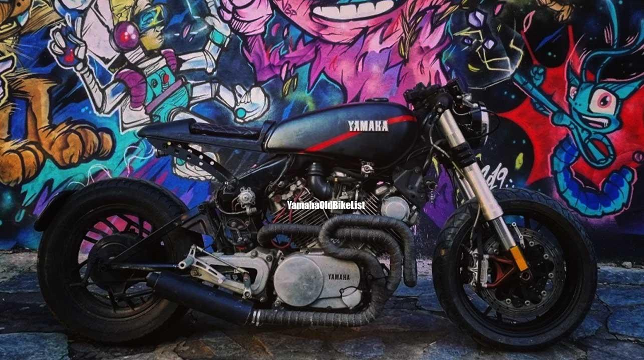 1981 Yamaha Virago XV750 Cafe Racer Pipeburn feature