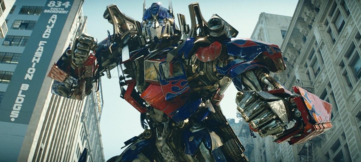 Transformers ganhará novo filme em 2022