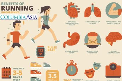 10 Manfaat Lari Pagi Bagi Pria Untuk kesehatan Jangka Panjang