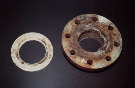 Korosi Celah (Crevice Corrosion)