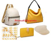 Logo Abbacino vinci gratis Set Festa della mamma ( borsa, zaino, foulard, e non solo)