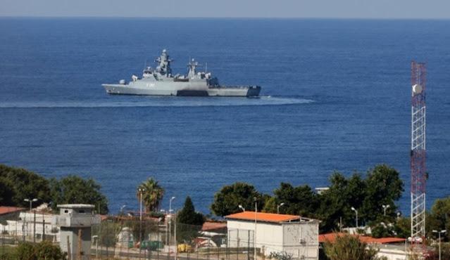 إسرائيل تحاول هدم مفاوضات  ترسيم الحدود البحرية مع لبنان