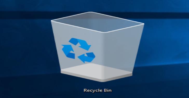 Rifiuti2 : Windows Recycle Bin Analyser