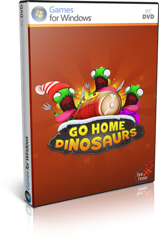 Go Home Dinosaurs PC Full FANiSO